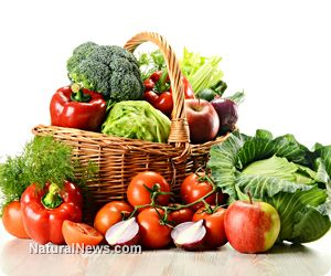 Five fruits and veggies a day not enough, study suggests