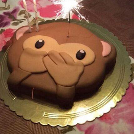 Pasteles de Emojis: Tortas de Emoticones para Cumpleaños