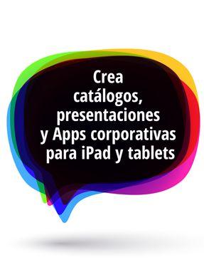 Publicación Digital en iPad & Android tablets. Sin conocimientos de programación podrás crear, modificar, publicar y vender tus publicacione...