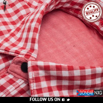 Brighten up your Mondays by opting for the best quality material clothing by Donear NXG  #style #fashion #clothing #men