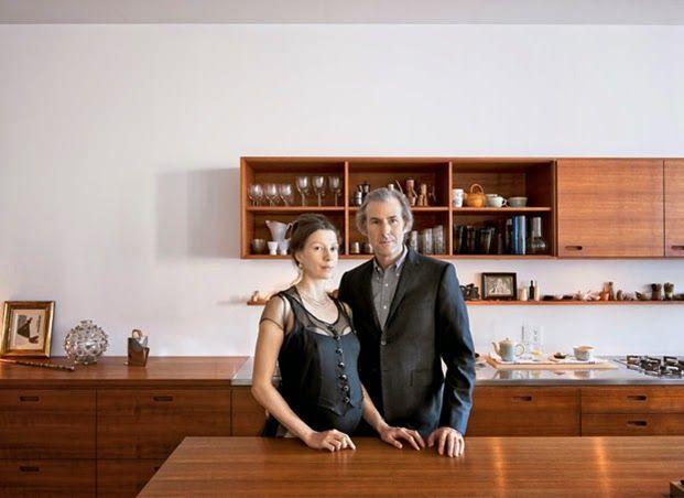Somewhere I would like to live: Michael Maharam & Sabine Steinmair