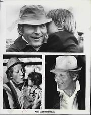 1975 DANNY KAYE Children Rights UNICEF Charity Work; persfoto