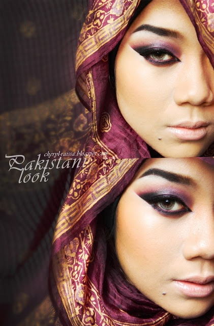 Cheryl Raissa - From Indonesia, she does Makeup & Hijab tutorials