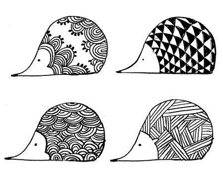 coloring animals divers   zentangle zeichnungen, zentangle kunst, tuschezeichnungen