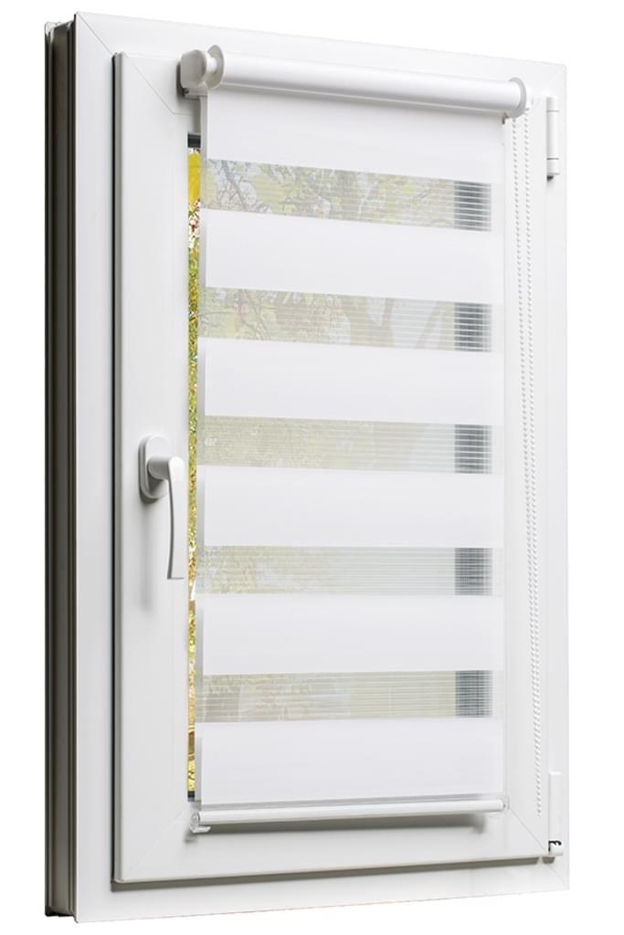 Texmaxx Fensterrollo 115 X 150 Cm Duo Rollo Doppelrollo Sonnenschutz Mit Kettenzug Fensterrollo Gardinen Rollos Sonnenschutz