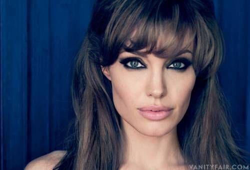 Angelina Jolie Hair Styles: + Beauty: Hair & Makeup +
