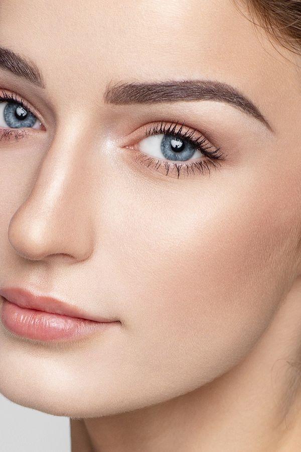 Pin auf Augen größer schminken