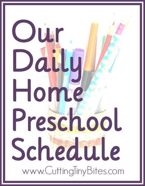 Best 25+ Home preschool schedule ideas on Pinterest Preschool - infant toddler specialist sample resume