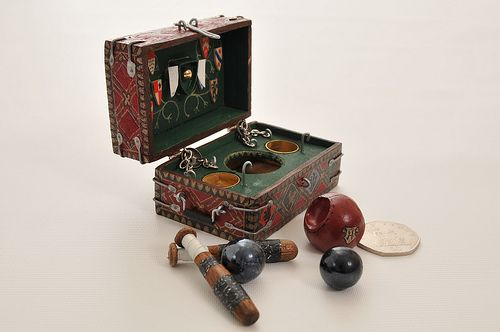 Miniature Quidditch Set