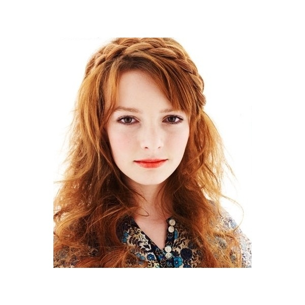 Фото: Дакота Блю Ричардс (Dakota Blue Richards) ❤ liked on Polyvore