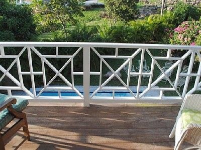 oh so lust for a chipendale railing!