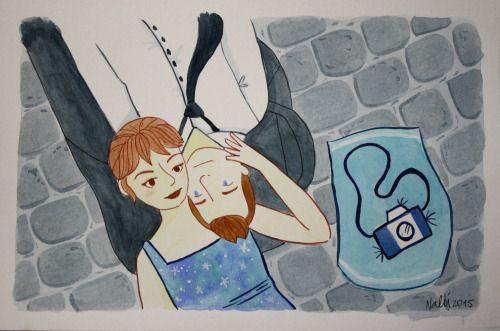 An education. Illustration by Luna Oteíza