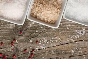 Tipos de Sal ¿Cuál es la Mejor?