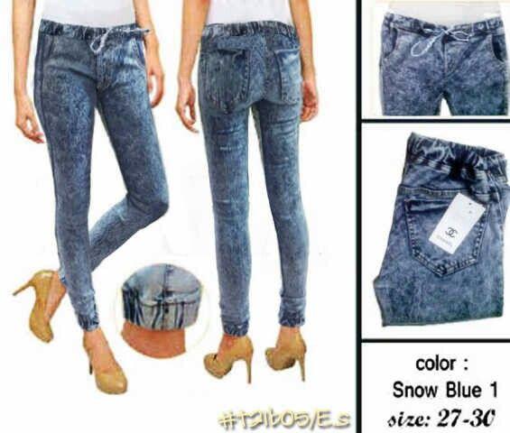 #grosircelanajeans JOGGER JEANS, bahan jeans washed (tebal n lembut) harga 120k (NO. 27-30) www.ramailancar.com www.facebook.com/tokobajurajutmurah 0857 2212 6318 #busanamuslim #grosirsweater #grosirjaket #jaketfleece #jaketcouple #bajuanak #bajurajut #grosirbajumurah #swaterrajut #pakaianmurah #jaketmurah #skirt #pants
