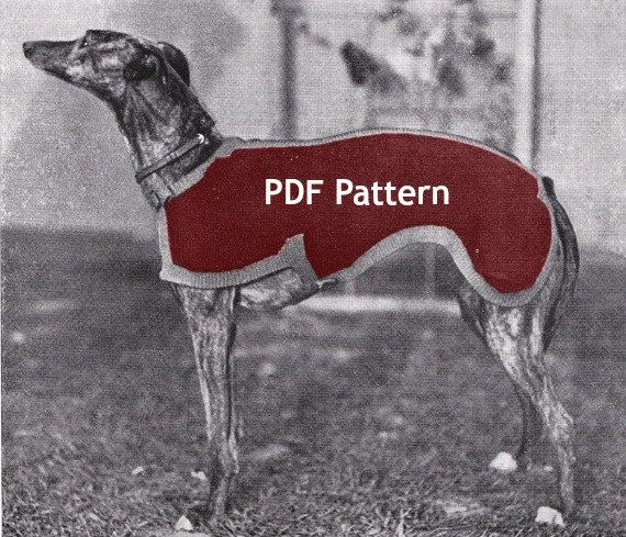 Greyhound Coat Knitting Pattern Free : Greyhound coat patterns knit full zip sweater