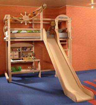 camas nido de aventuras para niños