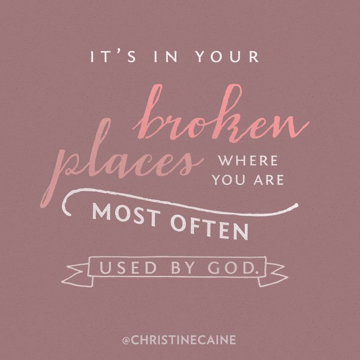 Image result for Returning Our Place of Brokenness