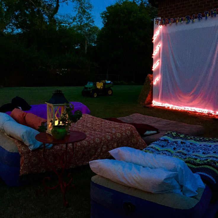 1000 Images About Outdoor Movie Projector Ideas On Pinterest