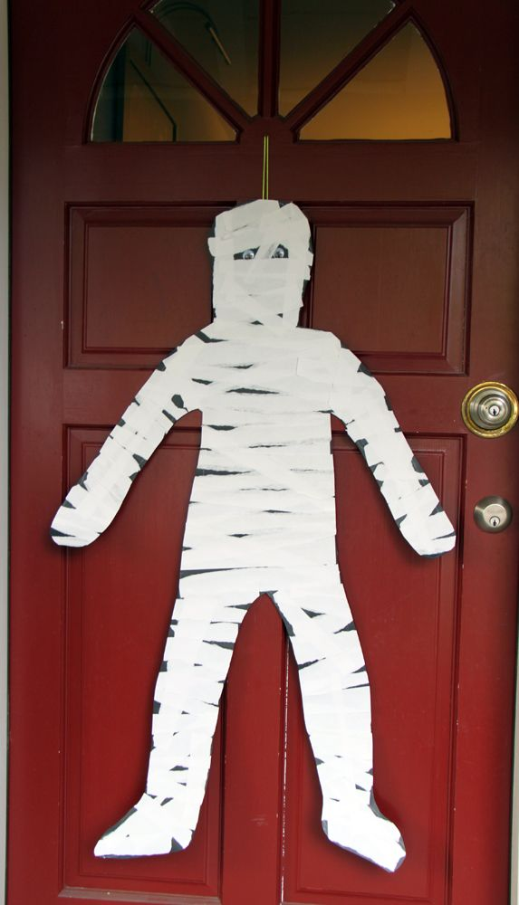 Kid Craft: Mummy Me