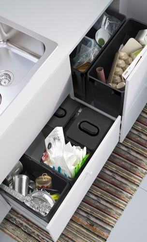 IKEA Catalog 2016. Recycling area