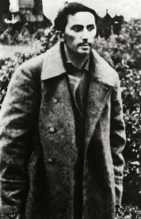 Yakov Dzhugashvili - the son of Joseph Stalin