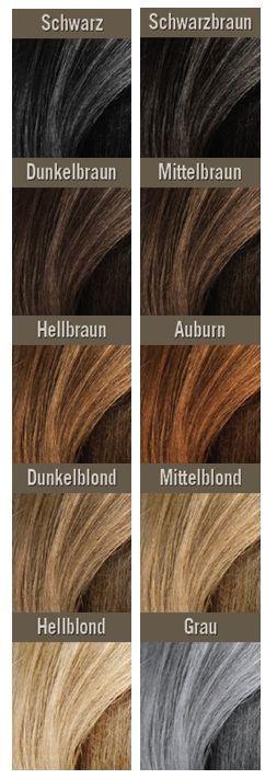 Haarverdichtung - Verdecken Sie Ihren Haarverlust - einfach und bequem.