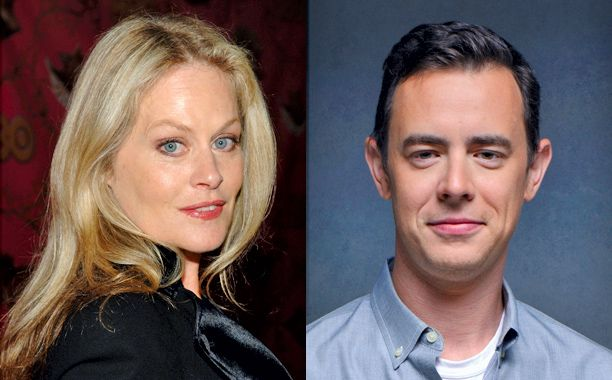 Two lovers—one old and one new—are entering the fray on Mom: http://insidetv.ew.com/2014/10/16/mom-beverly-dangelo-colin-hanks/