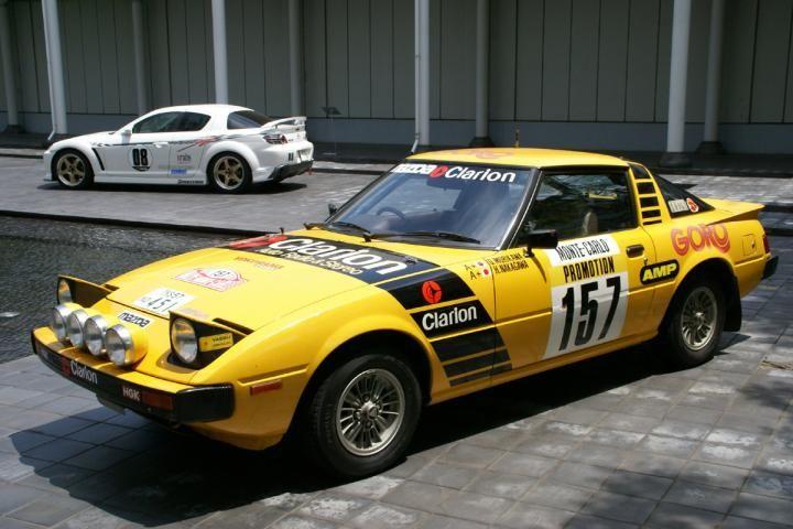 1979 Monte Carlo Rally RX7