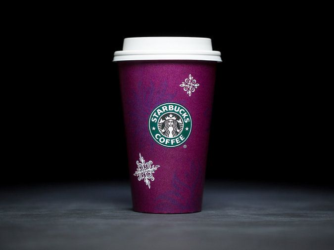 20 years of Starbucks' Holiday cups