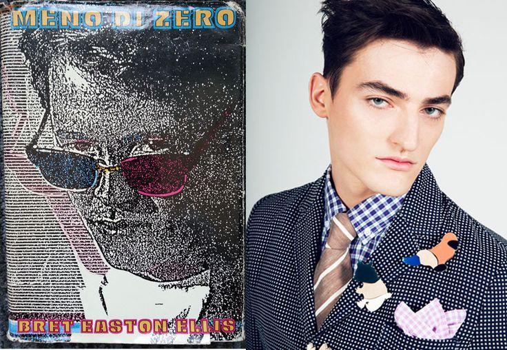 Moda Uomo: idee di stile ispirate al libro di Bret Easton Ellis Meno di Zero