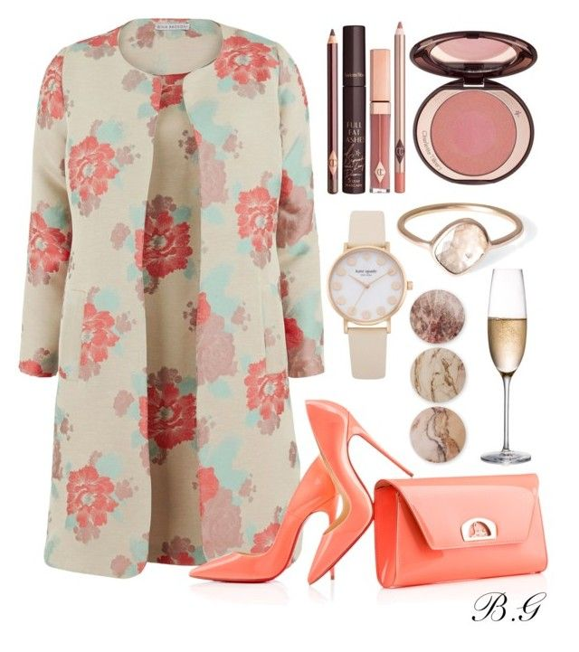 Afternoon Drinks by brookey-g on Polyvore