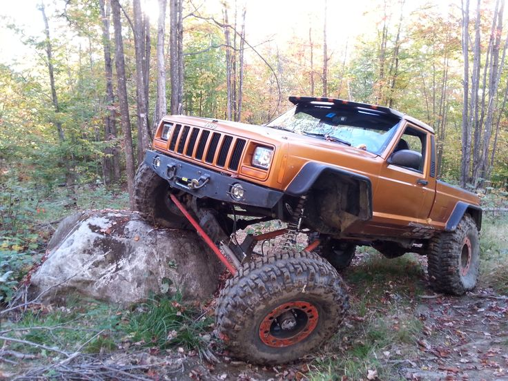 252 Best Images About Jeep Xj No Limits On Pinterest