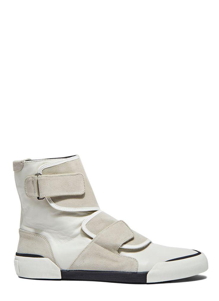 Lanvin High Top Suede Sneaker | LN-CC