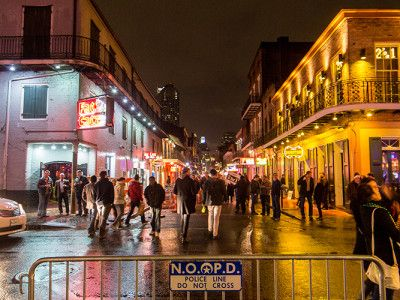 12 Hours in New Orleans with Sonia Gil