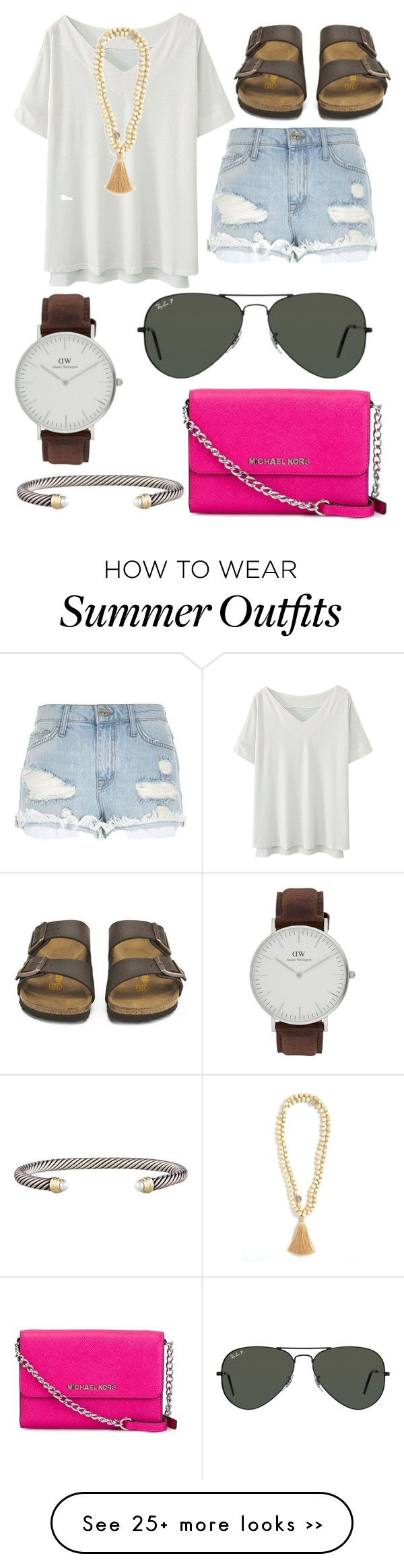 """""""summer outfit"""" by gracecrider12 on Polyvore"""