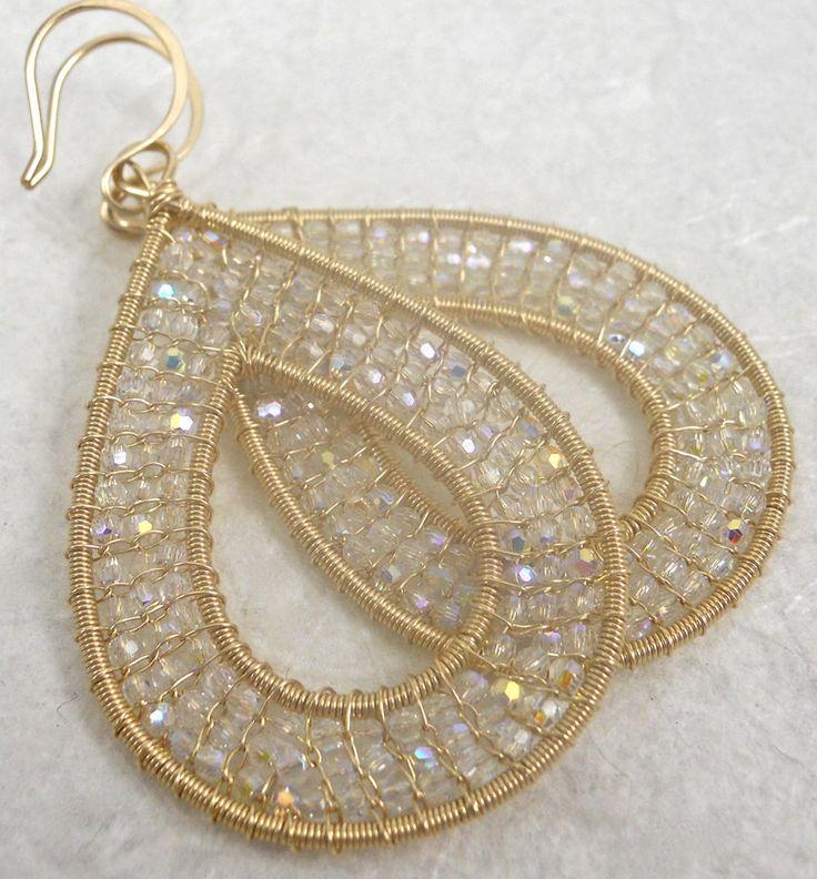 earrings, via Etsy.