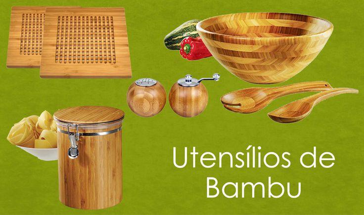 Saiba como equipar sua cozinha com itens funcionais e aliados ao meio ambiente  A onda da sustentabilidade chegou à cozinha graças à linha de itens em bambu nas lojas Regali Per La Casa. Os p…