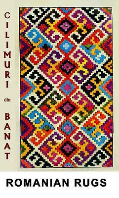 Romanian Folk Rugs