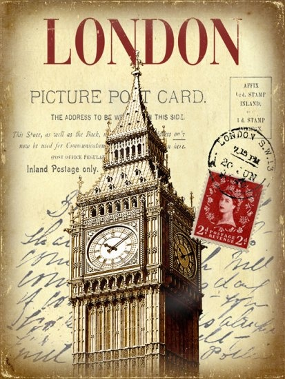London ~ Picture Postcard