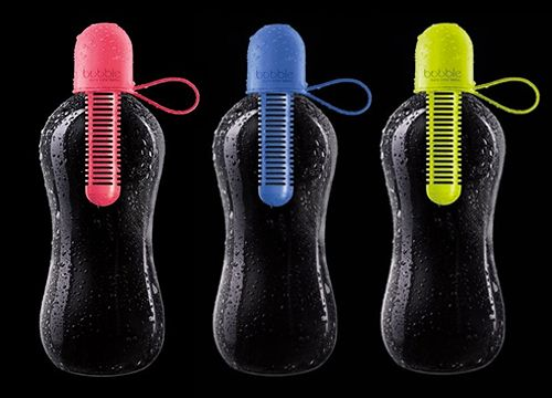 Promotional Water Filter Bottles at the market's best price! Find it here > http://www.completemerchandise.co.uk/bobble-carbon-filter-water-bottle.html
