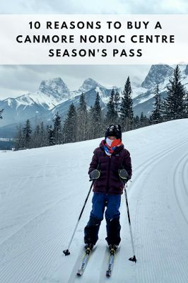 10 Reasons to Buy a Canmore Nordic Centre Season's Pass http://www.playoutsideguide.com/2017/10/canmore-nordic-centre-seasons-pass.html
