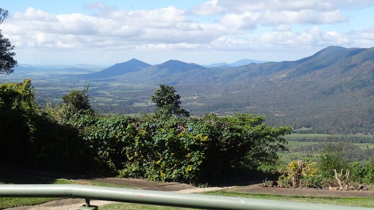 2 bedroom cabin features spacious disabled access bathroom, wheelchair entrance ramp and stunning views from balcony! #wheelchairs #cabins #disability #eungella #Mackayregion