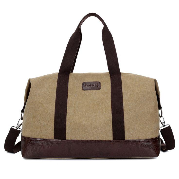 $35.00 (Buy here: https://alitems.com/g/1e8d114494ebda23ff8b16525dc3e8/?i=5&ulp=https%3A%2F%2Fwww.aliexpress.com%2Fitem%2F2016-Men-Travel-Bags-Large-Capacity-Women-Luggage-Travel-Duffle-Bags-Canvas-Outdoor-Sport-Crossbody-Bag%2F32681817241.html ) 2016 Men Travel Bags Large Capacity Women Luggage Travel Duffle Bags Canvas Outdoor Sport Crossbody Bag For Trip Waterproof for just $35.00