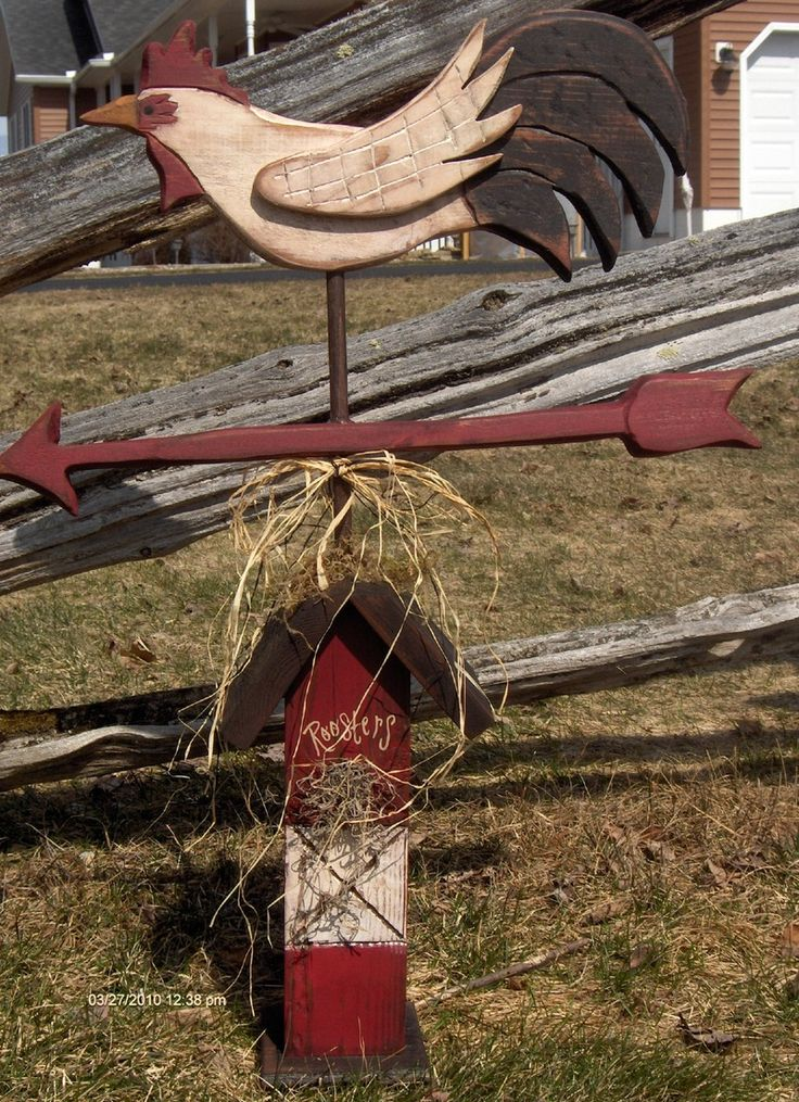 """Primitive Wood Crafts 