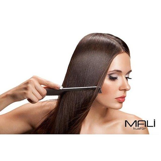 Bakımlı ve sağlam saçlar kendini belli eder...  #sacbakimi #hair #haircare #kuafor #beautiful