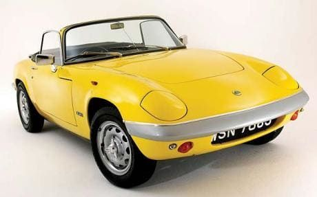 Classic Lotus Elan buying guide - Telegraph