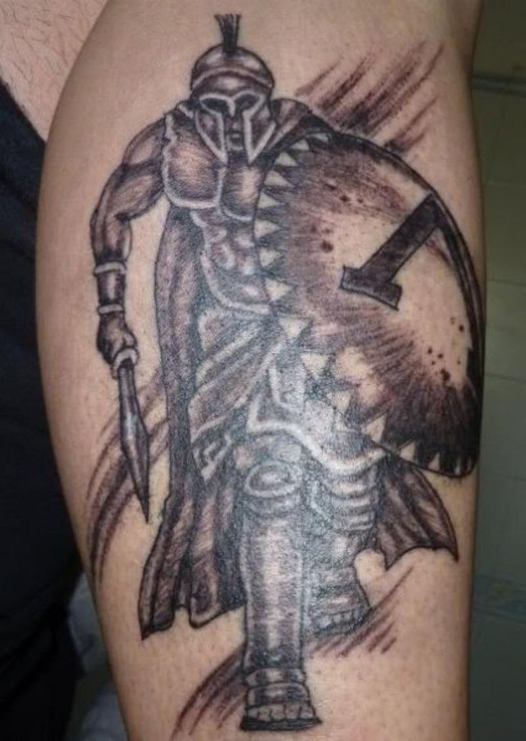 45 best warrior tattoos images on