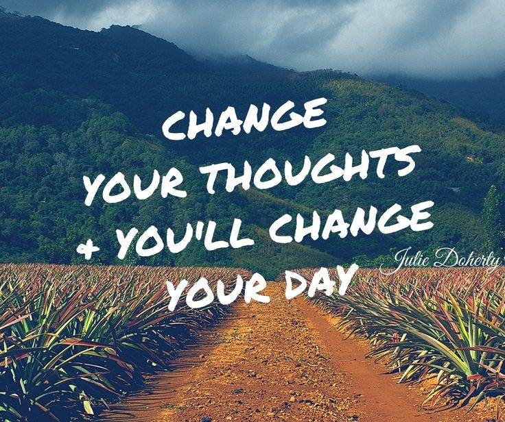 """I am sure you know that your thoughts rule your life, they rule they way that you feel and act. We all have an array of interesting thoughts from past experiences and even present one's. But if we continue to see them in a negative light, then this is going to affect us detrimentally.  Here I share with you """"Simple ways how to Change Your Thoughts"""">>>>>https://www.linkedin.com/pulse/change-your-day-changing-thinking-julie-doherty?published=t"""