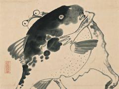 江戸時代の人気№1=円山応挙!  若冲(じゃくちゅう)や其一(きいつ)、白隠(はくいん)、仙厓(せんがい)、北
