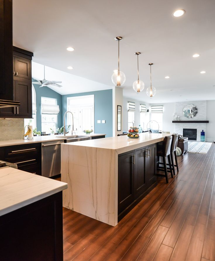 17 Best Images About Kitchens On Pinterest Quartzite Countertops Countertops And Espresso